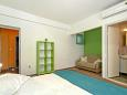 Bedroom - Studio flat AS-8726-c - Apartments Stari Grad (Hvar) - 8726