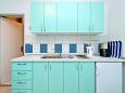 Kitchen - Studio flat AS-8726-d - Apartments Stari Grad (Hvar) - 8726