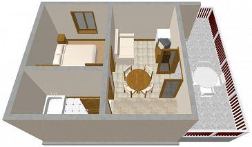 Apartment A-873-a - Apartments Žman (Dugi otok) - 873