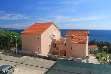 Property Ivan Dolac (Hvar) - Accommodation 8734 - Apartments and Rooms with pebble beach.