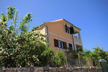Property Vrbanj (Hvar) - Accommodation 8735 - Apartments with pebble beach.