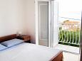 Bedroom 2 - Apartment A-8736-b - Apartments Bol (Brač) - 8736