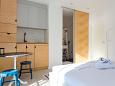 Bedroom - Room S-8737-b - Apartments and Rooms Slano (Dubrovnik) - 8737