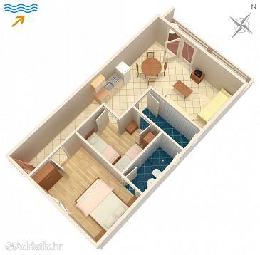 Apartment A-8746-a - Apartments Jelsa (Hvar) - 8746