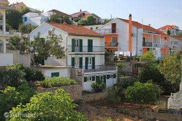 Property Hvar (Hvar) - Accommodation 8758 - Apartments with pebble beach.
