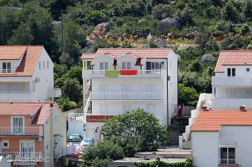 Property Hvar (Hvar) - Accommodation 8760 - Apartments with pebble beach.