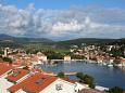 Balcony - view - Apartment A-8765-a - Apartments Jelsa (Hvar) - 8765