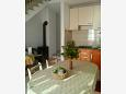 Dining room - Apartment A-8767-b - Apartments Uvala Rapak (Hvar) - 8767