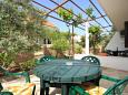 Terrace 2 - Apartment A-8773-b - Apartments Zavala (Hvar) - 8773