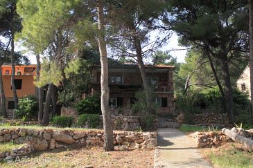 Property Zavala (Hvar) - Accommodation 8774 - Apartments near sea.