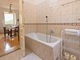 Bathroom 1 - House K-8790 - Vacation Rentals Pitve (Hvar) - 8790