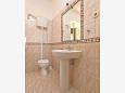 Bathroom 1 - House K-8790 - Vacation Rentals Pitve (Hvar) - 8790