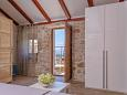 Bedroom 4 - House K-8790 - Vacation Rentals Pitve (Hvar) - 8790