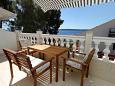 Terrace - Apartment A-8799-a - Apartments Zavala (Hvar) - 8799