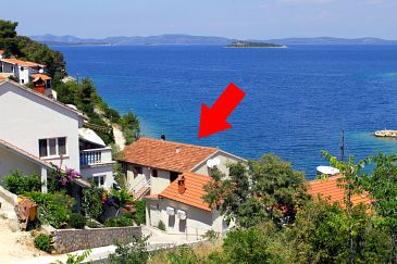 Property Sali (Dugi otok) - Accommodation 880 - Apartments near sea.