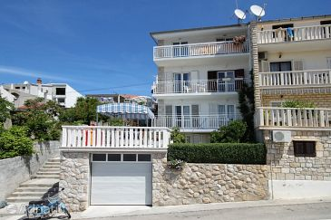 Property Hvar (Hvar) - Accommodation 8812 - Apartments and Rooms with pebble beach.