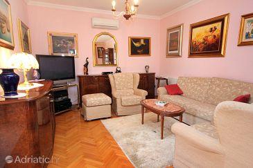 Rožat, Living room 1 u smještaju tipa house, dostupna klima i WIFI.