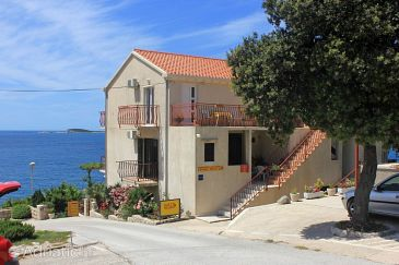 Property Soline (Dubrovnik) - Accommodation 8825 - Apartments near sea with rocky beach.