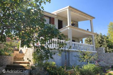 Property Rukavac (Vis) - Accommodation 8836 - Apartments with pebble beach.