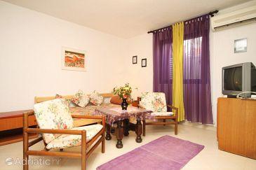 Rukavac, Living room u smještaju tipa apartment, dostupna klima i WIFI.