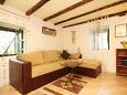 Living room 2 - House K-8850 - Vacation Rentals Talež (Vis) - 8850