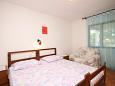 Bedroom 1 - Apartment A-8863-a - Apartments Rukavac (Vis) - 8863