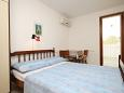 Bedroom - Studio flat AS-8863-b - Apartments Rukavac (Vis) - 8863