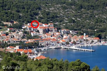 Property Vis (Vis) - Accommodation 8869 - Apartments with pebble beach.