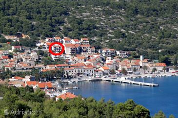 Property Vis (Vis) - Accommodation 8882 - Apartments with pebble beach.