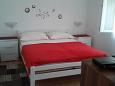 Bedroom - Studio flat AS-8898-a - Apartments Rukavac (Vis) - 8898