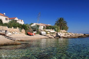 Property Milna (Vis) - Accommodation 8900 - Vacation Rentals near sea with pebble beach.