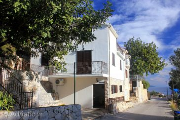 Property Zavala (Hvar) - Accommodation 8912 - Apartments with pebble beach.