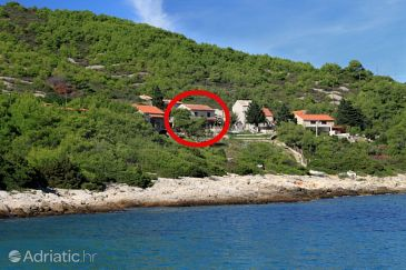 Property Brgujac (Vis) - Accommodation 8918 - Apartments near sea.