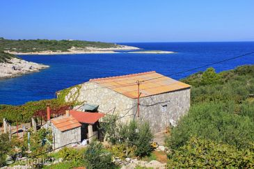 Property Uvala Mala Svitnja (Vis) - Accommodation 8931 - Vacation Rentals near sea with pebble beach.