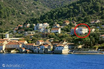 Property Vis (Vis) - Accommodation 8937 - Apartments with pebble beach.