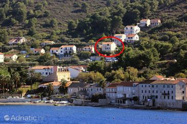 Property Vis (Vis) - Accommodation 8938 - Apartments with pebble beach.