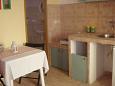 Kitchen - Studio flat AS-8942-a - Apartments Milna (Vis) - 8942
