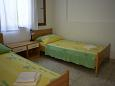 Milna, Bedroom 2 u smještaju tipa apartment, dopusteni kucni ljubimci.