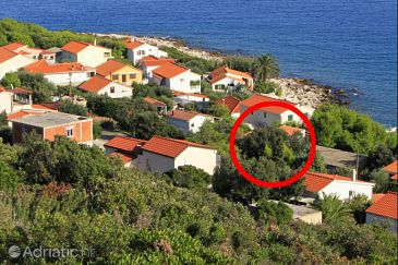Property Milna (Vis) - Accommodation 8943 - Apartments near sea with rocky beach.