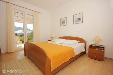 Srebreno, Bedroom u smještaju tipa room, dostupna klima, dopusteni kucni ljubimci i WIFI.