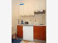 Kitchen - Studio flat AS-8971-a - Apartments Mlini (Dubrovnik) - 8971