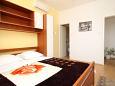 Zaton Mali, Bedroom 2 u smještaju tipa apartment, dostupna klima, dopusteni kucni ljubimci i WIFI.