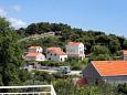 Shared terrace - view - Studio flat AS-9010-b - Apartments and Rooms Zaton Veliki (Dubrovnik) - 9010