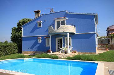 Property Štokovci (Središnja Istra) - Accommodation 9039 - Apartments with pebble beach.