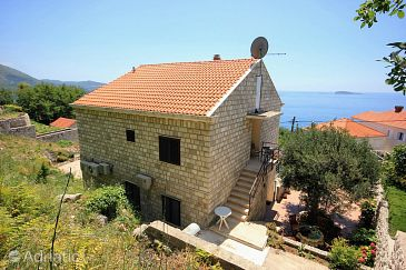 Property Soline (Dubrovnik) - Accommodation 9042 - Apartments with pebble beach.