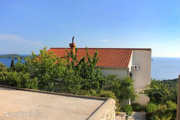 Property Orašac (Dubrovnik) - Accommodation 9078 - Apartments with pebble beach.