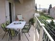 Terrace 1 - Apartment A-9085-a - Apartments Srebreno (Dubrovnik) - 9085