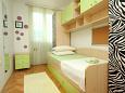 Bedroom 2 - Apartment A-9100-a - Apartments Dubrovnik (Dubrovnik) - 9100