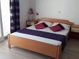 Bedroom - Studio flat AS-9105-a - Apartments Mlini (Dubrovnik) - 9105