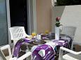 Terrace - Studio flat AS-9105-a - Apartments Mlini (Dubrovnik) - 9105